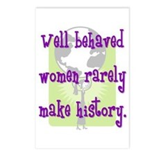 Women Make History Postcards (Package of 8)