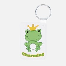 Charming (Frog) Keychains