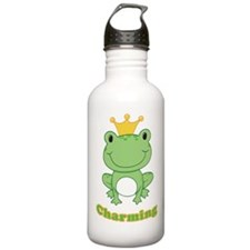 Charming (Frog) Water Bottle