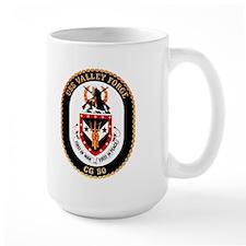 USS Valley Forge CG 50 Coffee Mug