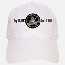 USS Thomas Gates CG 51 Decomm Ballcap