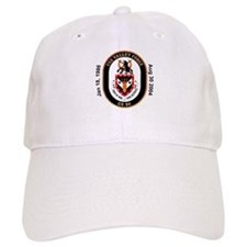 USS Valley Forge CG 50 Decomm Baseball Cap