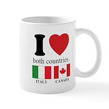 ITALY-CANADA Mug