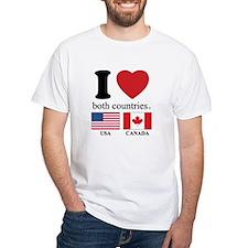 USA-CANADA Shirt