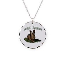 Rabbit Rescuer Necklace