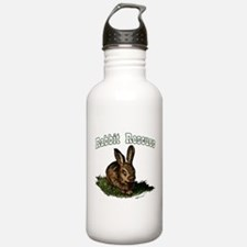 Rabbit Rescuer Water Bottle
