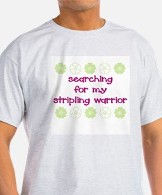 Searching for my stripling warrior Ash Grey T-Shir
