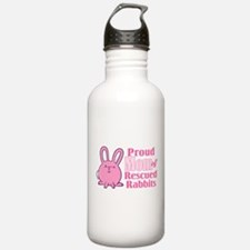 Rescued Rabbits Mom Water Bottle