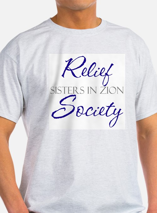 Sisters in Zion Ash Grey T-Shirt