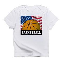 American Basketball Infant T-Shirt