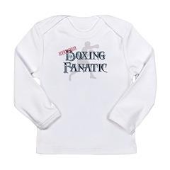 Boxing Fanatic Long Sleeve Infant T-Shirt