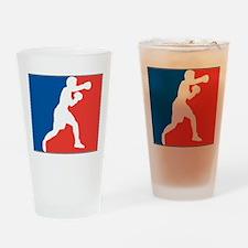 Boxing Pint Glass