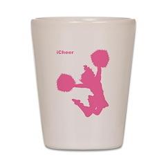iCheer Shot Glass