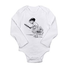 Cricket Illustration Onesie Romper Suit