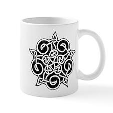 Celtic Knotwork Pentagram Mug