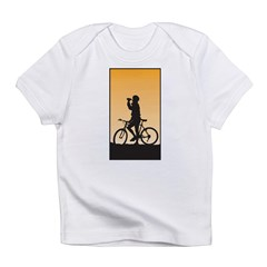 Cycling Infant T-Shirt