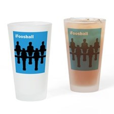 iFoosball Pint Glass