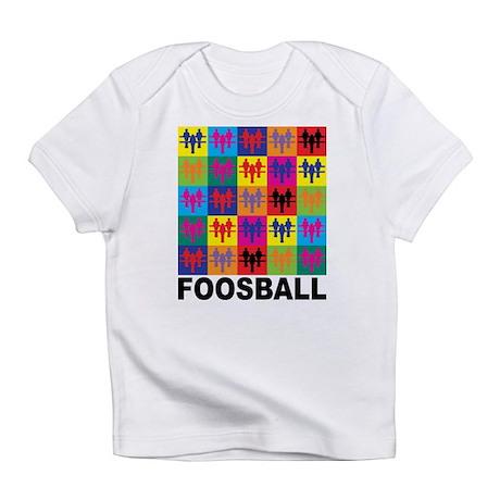 Pop Art Foosball Infant T-Shirt