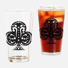 Clubs Pint Glass