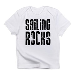 Sailing Rocks Infant T-Shirt