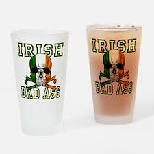 Irish Bad Ass Pint Glass