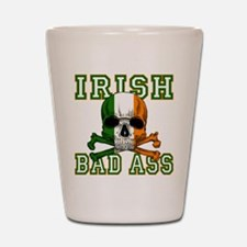 Irish Bad Ass Shot Glass