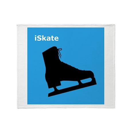 iSkate Throw Blanket