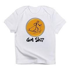 Got Ski? Infant T-Shirt