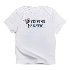 Skydiving Fanatic Infant T-Shirt