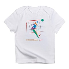 Volleyball Infant T-Shirt