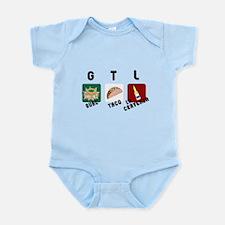 GTL Mexican Infant Bodysuit