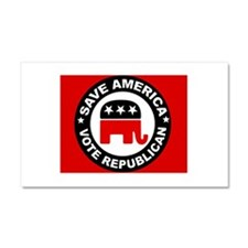 SAVE AMERICA Car Magnet 12 x 20