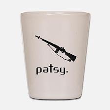 Patsy Shot Glass