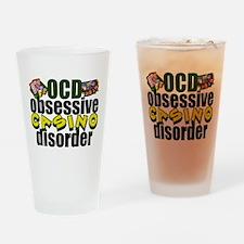 Funny Casino Drinking Glass