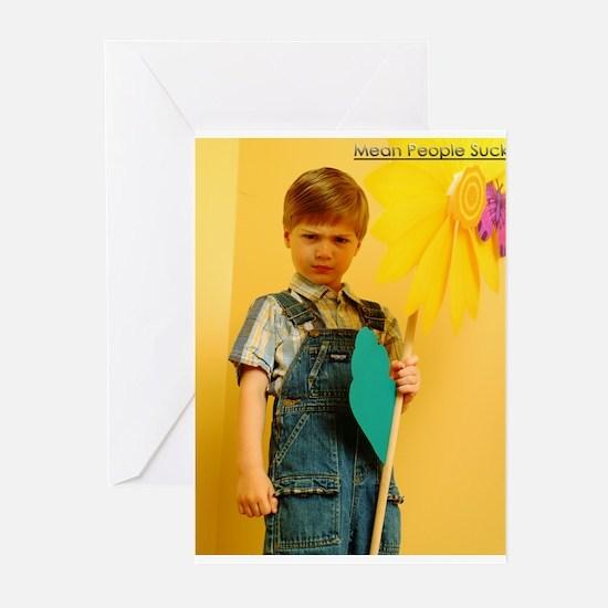 Vivid Eye  Greeting Cards (Pk of 10)