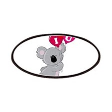 Koala Loves You Patches