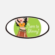 Born to Shimmy! Patches