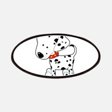 Dalmatian Lover Patches