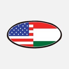 USA/Hungary Patches