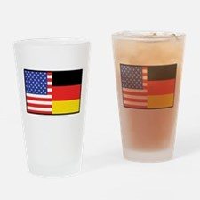 USA/Germany Pint Glass