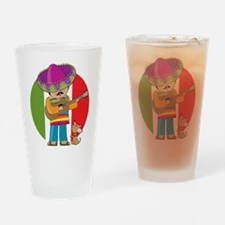 Little Mexico Pint Glass