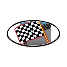 Checkered Flag Patches