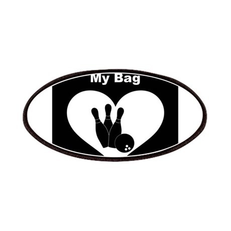 Bowling is MY Bag Patches