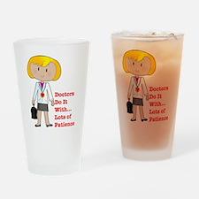 Doctors Do It.... Pint Glass