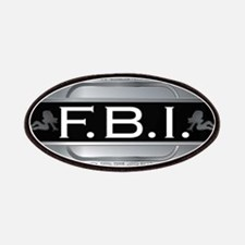 Female Body Inspector Patches