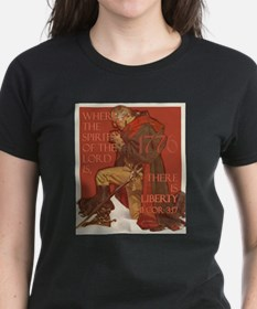 Washington- Liberty and the S Tee