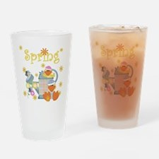 Ducky Spring Pint Glass
