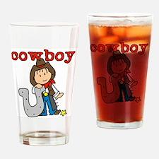 Little Cowboy Pint Glass