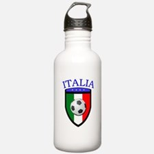 Italia Soccer (2) Water Bottle