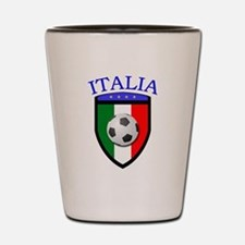 Italia Soccer (2) Shot Glass